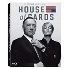 House Of Cards - Stagione 01-02 (8 Blu-Ray)