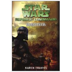Identit�. Star Wars. Republic Commando