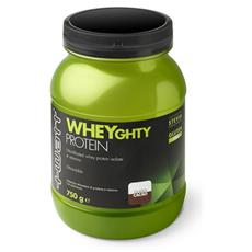 Wheyghty protein 80 750 g cocco