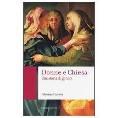 Donne e Chiesa. Una storia di genere