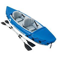 Lite Rapid X2 Kayak Gonfiabile Con Le Pagaie 321 X 88cm 65077