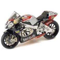 Rab051 Aprilia Rs3 Laconi Moto Gp '02 1/24 Modellino