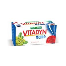 Vitadyn Memo Flaconcini 10x10ml
