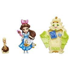 HSBB8940EU4 Disney Princess - Little Kingdom - Valigetta Belle