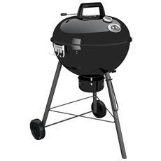 Barbecue A Carbonella Outdoorchef Mod. Chelsea 570 C Colore Nero