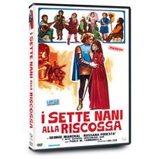 Sette Nani Alla Riscossa (I) (Ed. Limitata E Numerata)