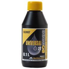 Olio Motore 2t, Qualità Premium, Eco 0,50 Lt