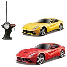 Ferrari Berlinetta Con Radiocomando 1:24