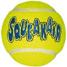 modello Airdog Squeakair Ball Bulk perfetto per la dentizione dei cani