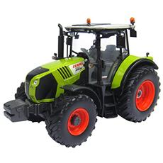 Uh4298 Trattore Claas Arion 550 With Front Weight 1:32 Modellino