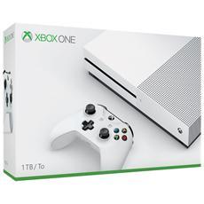 Console Xbox One S 1 TB White