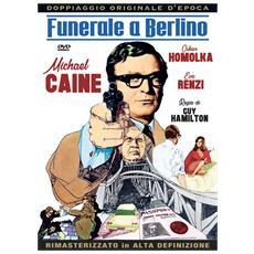 Dvd Funerale A Berlino