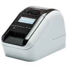 Stampante per Etichette QL820NWB 300 x 600 dpi Colore Nero e Bianco