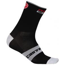 Rosso Corsa 13 Sock Calzini Estivi Taglia L