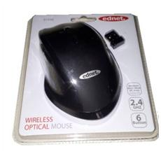 Mouse con Sensore Laser 1600 DPI Wireless con Ricevitore USB