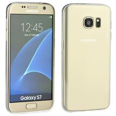 Cover Ultra Slim trasparente per Samsung Galaxy S7