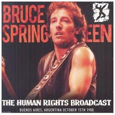 Bruce Springsteen - Human Rights Broadcast - Buenos Aires 1988 (2 Lp)