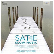 Satie - Slow Music - Jeroen Van Veen (2 Lp)