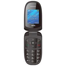 """M1500 Cellulare Dual Sim Display 1.8"""" +Slot MicroSD con Radio FM e Bluetooth colore Nero - Italia"""