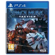 PS4 - Space Hulk Tactis - Day one: OTT 18