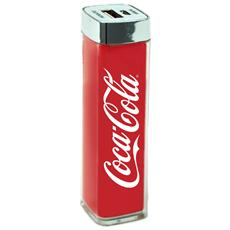 CO-PWSTICK-20C, Polimeri di litio (LiPo) , USB, Rosso, USB, Telefono cellulare, Smartphone, Micro-USB