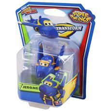 Super Wings Jerome 1pezzo (i) Nero, Blu, Giallo Ragazzo / Ragazza