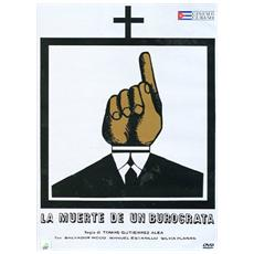 Dvd Muerte De Un Burocrata (la)