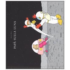 Pap� sulla luna