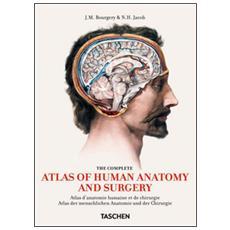 Atlas of human anatomy and surgery. Ediz. italiana, spagnola e portoghese