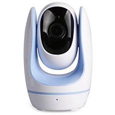 Babymonitor HD Wi-Fi 1 Megapixel H264 lente 2.8 mm 90°