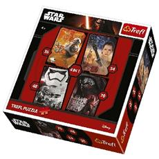 Toys Puzzle 4 In 1 Star Wars