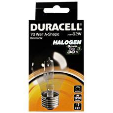 Lampadina A Goccia 70w E27 Art. ea5 E3-a55 - Lampade E Materiale Elettrico