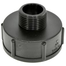 Adattatore F - M - 1? - Xs60x6 Per Raccordo Adattatore Cisterna Serbatoio Fusto