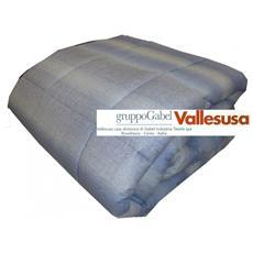 Vallesusa Trapunta Letto Singolo 1 Piazza Blend Colore Blu Cina