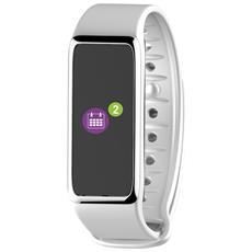 Smartwatch Zefit3 Hr Mykronoz Con Funzioni Fitness E Monitoraggio Dell'attività Cardiaca Collegalo Allo Smartphone Per Inviare Sms