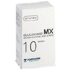 Glucocard Mx Blood Glucose10pz