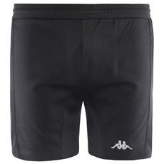 Pantaloncini Uomo sportivi 4SOCCER GK RYDER Calcio Size YL / 10 Anni - Col. Black