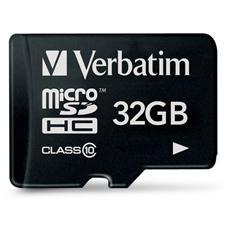 Micro SDHC 32 Gb - Classe 10