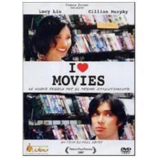 Dvd I Love Movies
