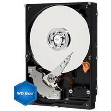 """WD Blue 500GB 3.5"""" Interfaccia SATA 6Gb / s Buffer 32MB 7200 rpm"""