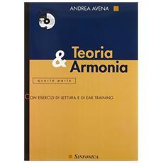 Teoria & armonia. Con CD Audio. Vol. 4