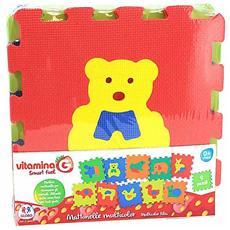 Tappeto puzzle 9pz 32x32 05095