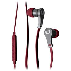 FRESH N REBEL - Auricolari In-Ear Lace Earbuds - Rosso