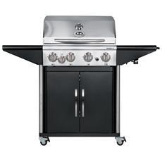 Barbecue A Gas Outdoorchef Mod. Australia 455 G Colore Nero