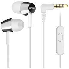 Auricolari Sony Mdr-ex155ap In Ear Con Fili Isolamento Acustico Bianchi