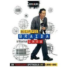DVD BEPPE BRAIDA-INFORMA SHOW (es. IVA)