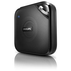 Speaker Audio Portatile BT2500B Bluetooth Potenza 3W Colore Nero