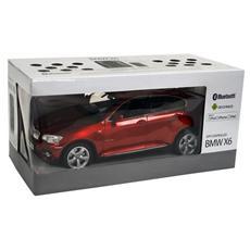 Automobile Radiocomandata Per Smartphone Android Bmw X6 - Rosso