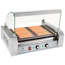 Cuoci Hot Dog - 9 Rulli - Con Copertura