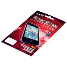 Pellicola Per Iphone 4 / 4s Policarbonato Serie Chiaro Atx